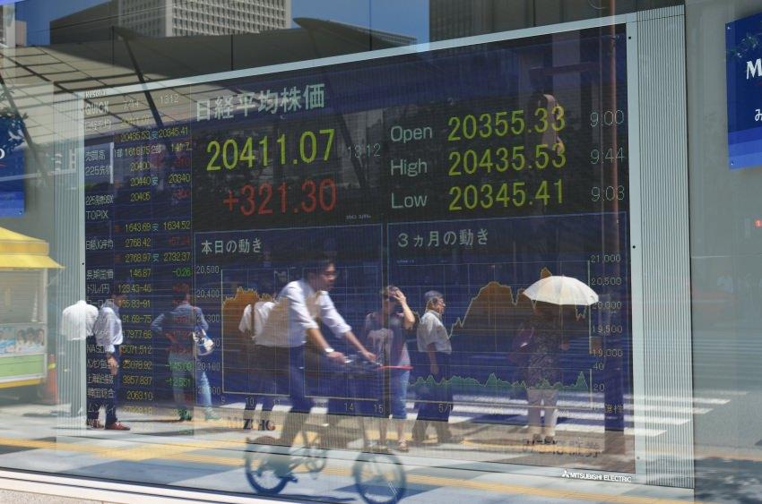 Tokyo Yaesu Nikkei