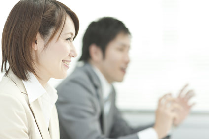 Employ People in Japan - Business Meeting