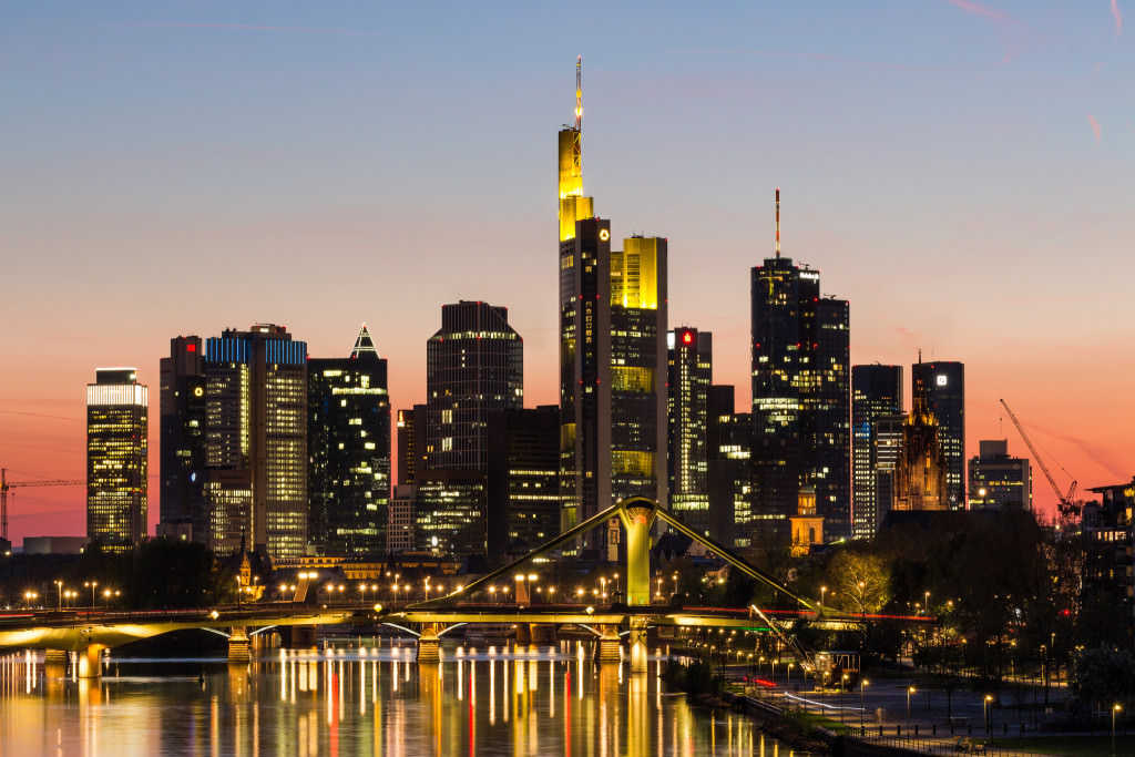 Frankfurt Skyline - Andre Douque
