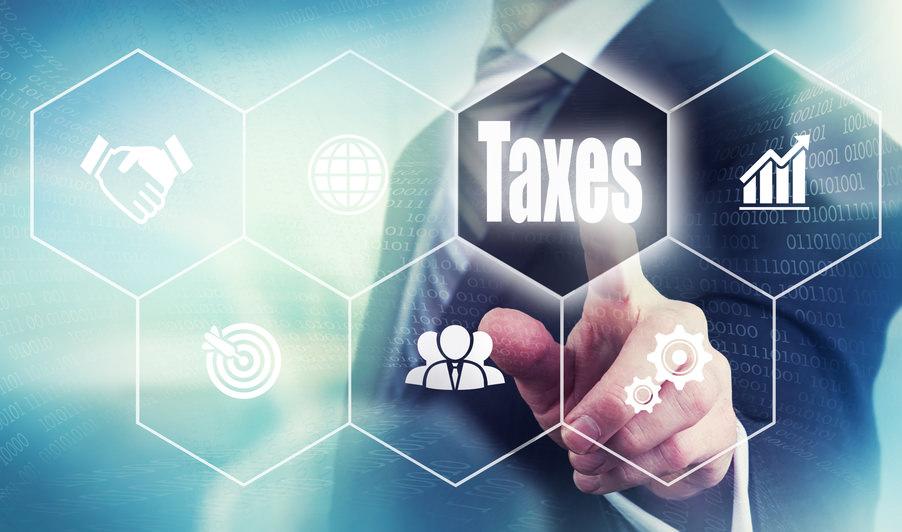 Japan Tax Reform 2016 - Tax Revenue