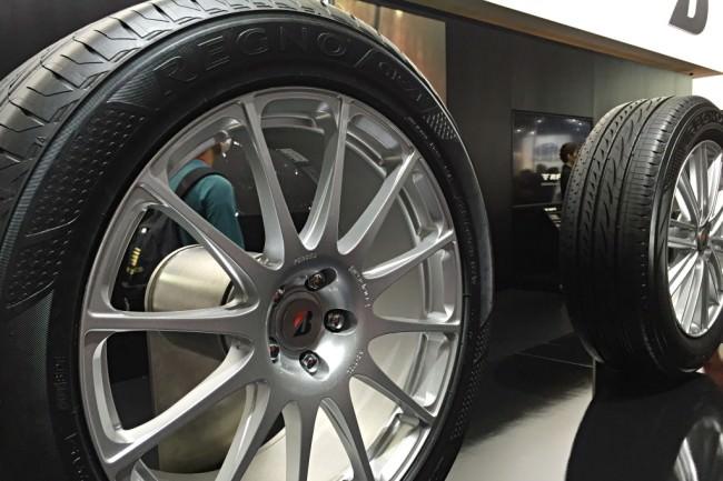Bridgestone Tire at Tokyo Motor Show