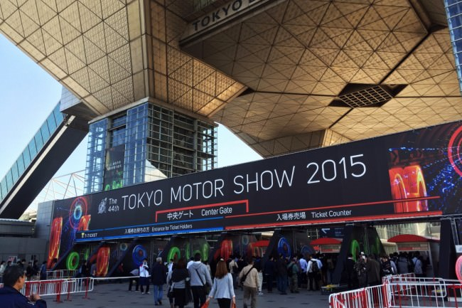Japanese Automotive Industry - Tokyo Motor Show 2015