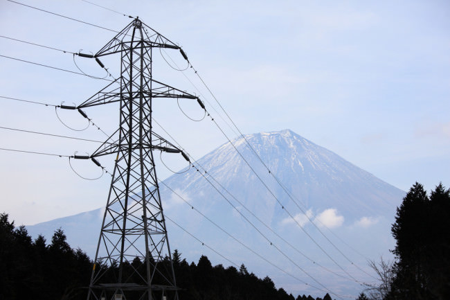 Electricity Deregulation - Mount Fuji