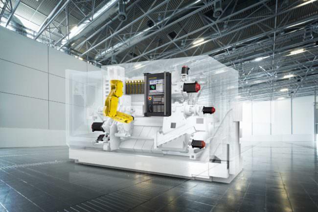 Japanese Machinery Industry - Fanuc FIELD