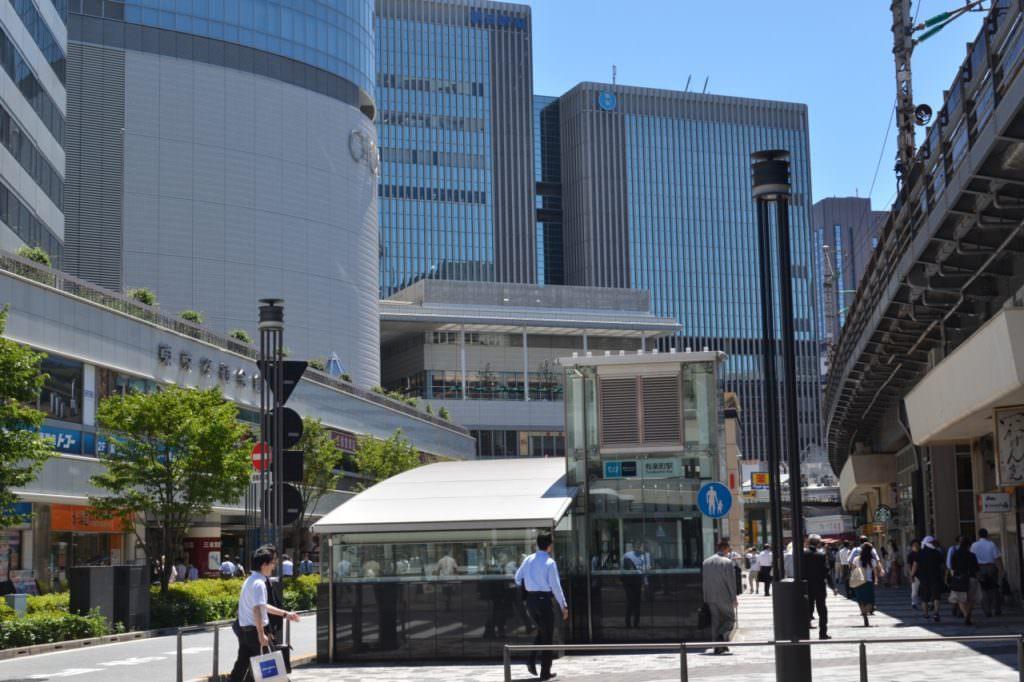 Tokyo Yurakucho Station