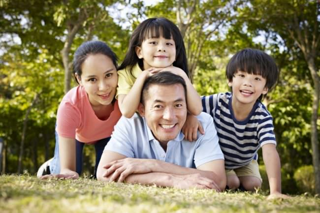 Work Life Balance in Japan - Family
