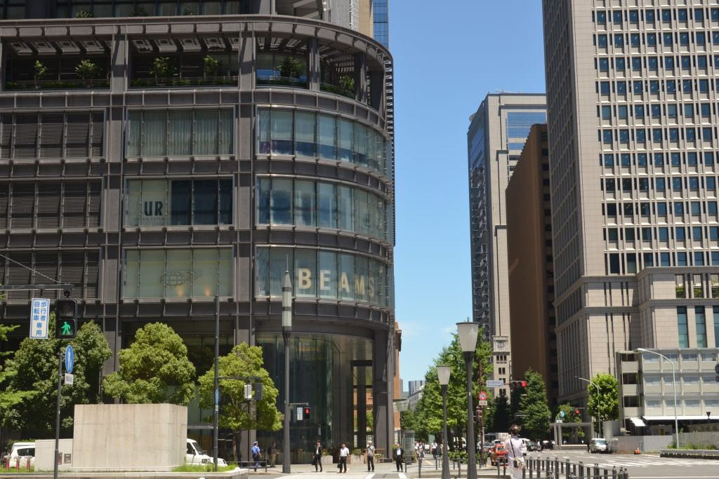 Work Life Balance in Japan - Marunouchi Office District