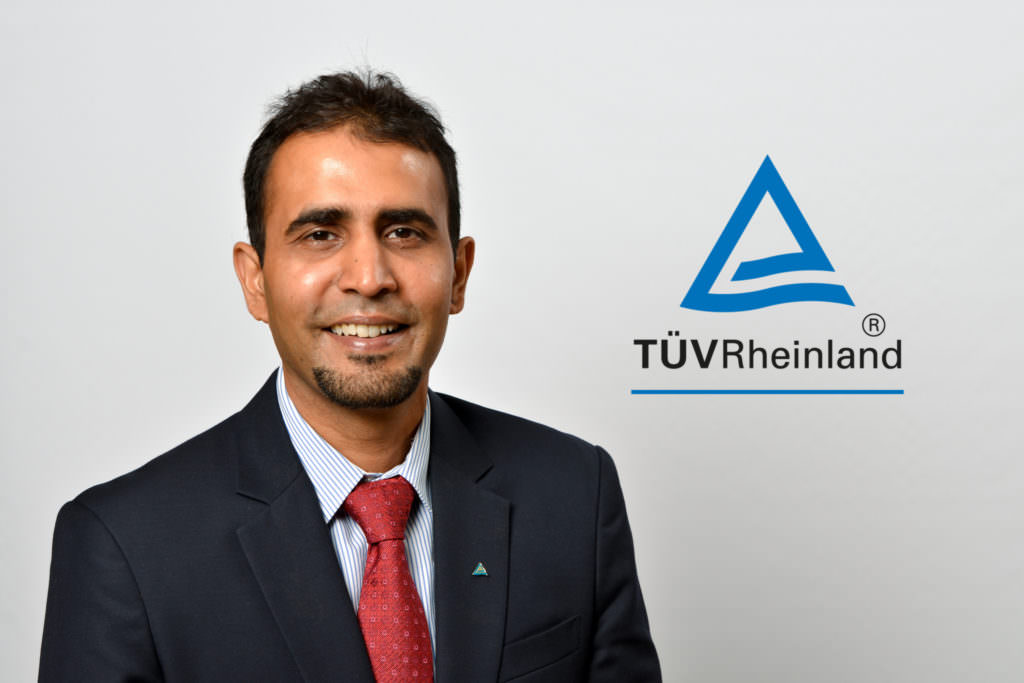 Nadarajah Ramesh, TÜV Rheinland Japan