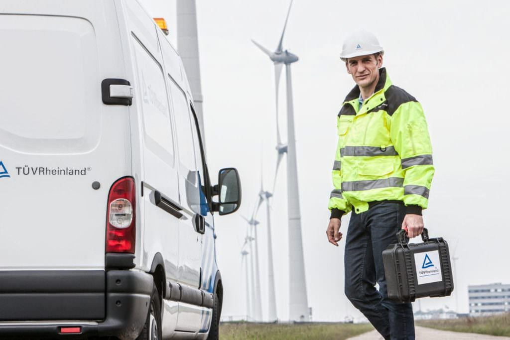 TUV Rheinland Wind Power Engineer