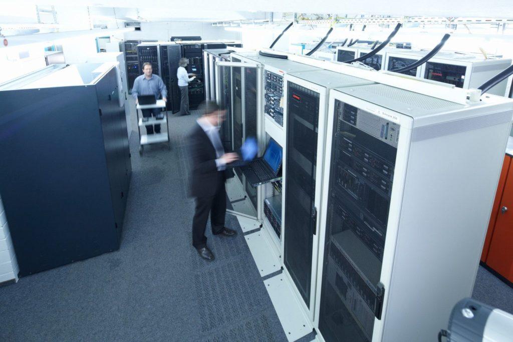 TUV Rheinland Cybersecurity Japan IT Server