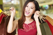 Consumer Protection in Japan Shopping Lady