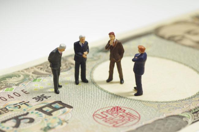 Salaries in Japan