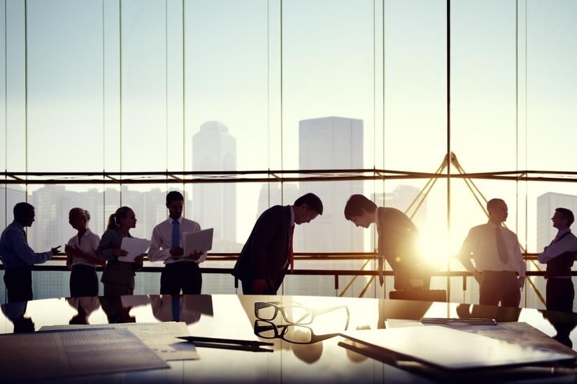 Meetings in Japan
