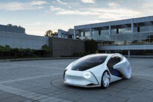 AI - Toyota Concept i