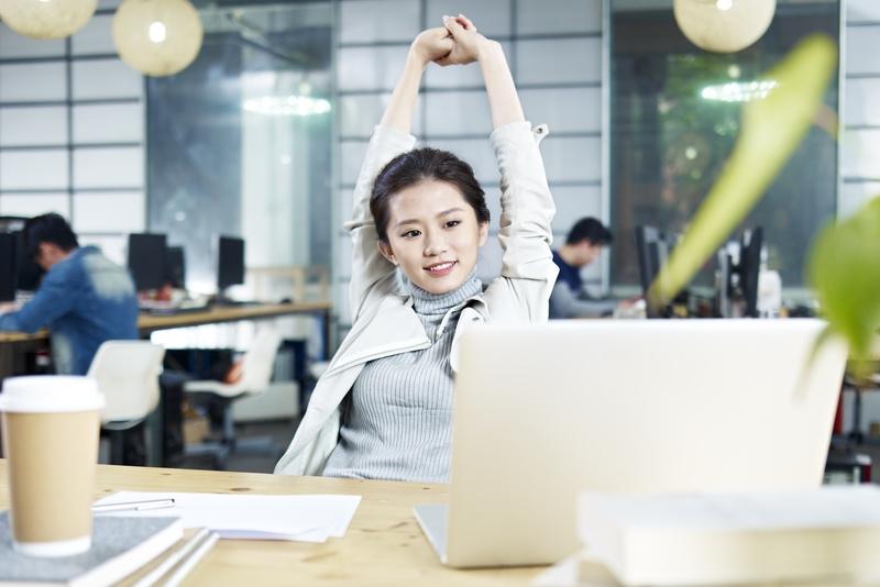 marketing communications japan office lady