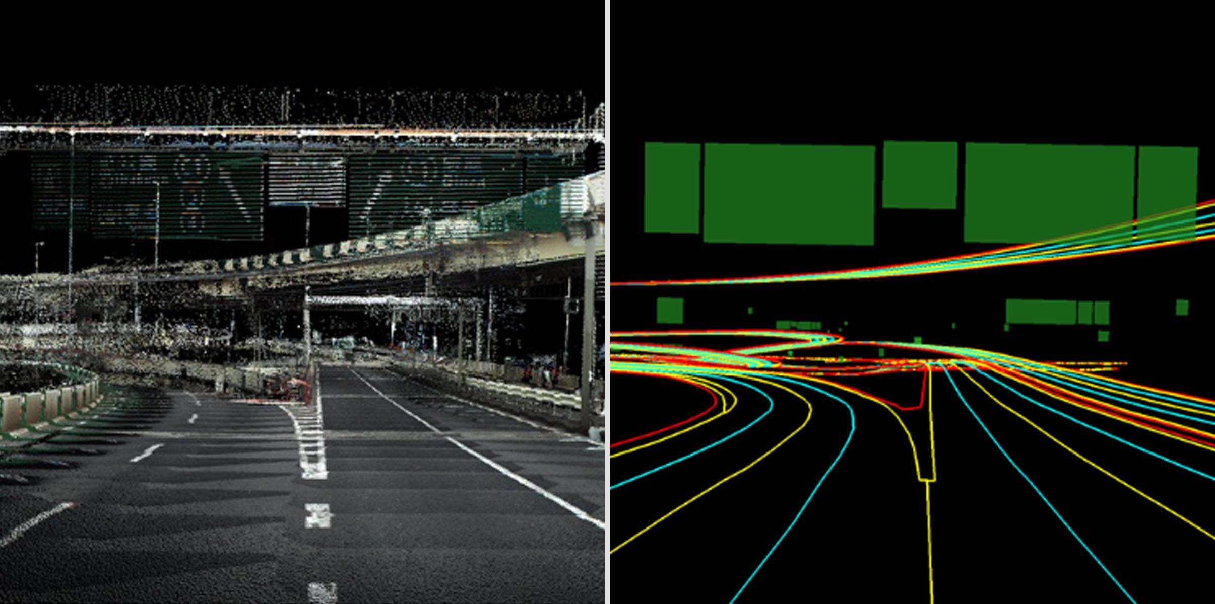 3D MapAutonomous Driving 3D Map