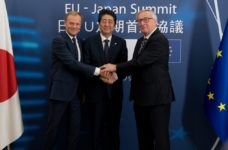 EU-Japan Summit July 7