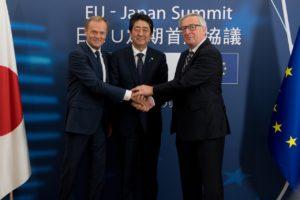 EU-Japan Summit July 7