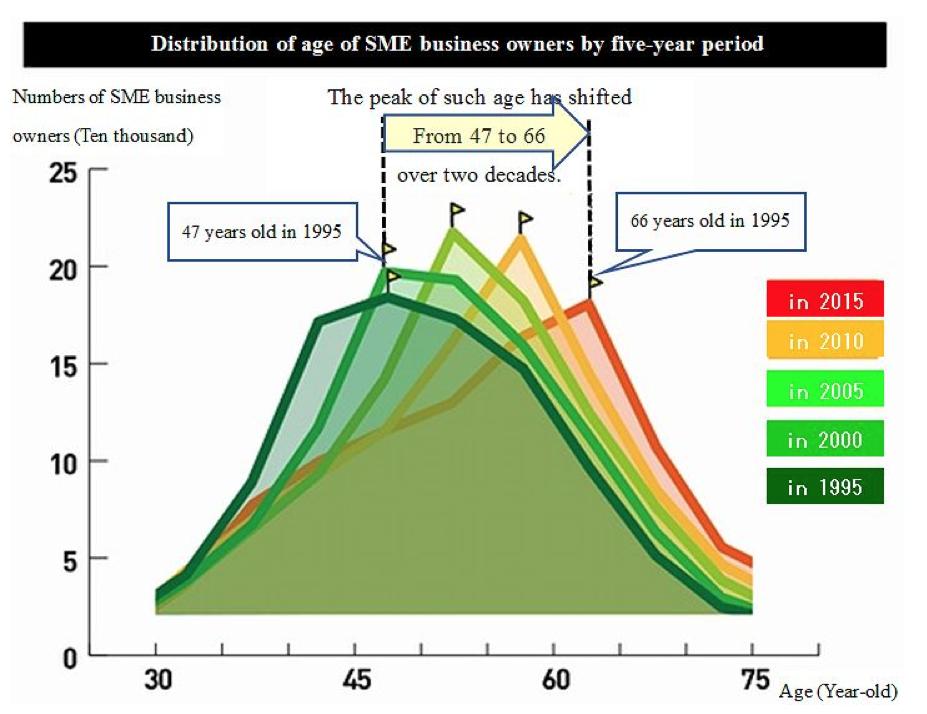 Japan SME Business Succession Planning