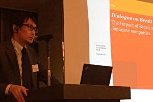 PwC Consulting Partner Masakatsu Suzuki
