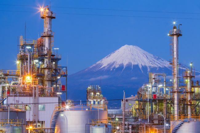 Mount Fuji Shizuoka Industry Zone