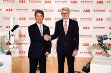 ABB and Kawasaki announce cobot collaboration
