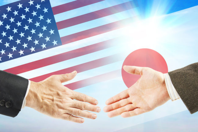 Japan Most Important Partner for USA in Asia